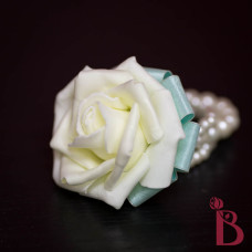 tiffany blue wedding corsage wrist bracelet weddings prom mother grandmother