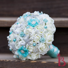 silk brooch bouquet quality usa handmade vermont brooch bouquet